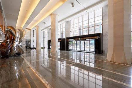 20110618芙洛麗FLEURLIS飯店Lobby