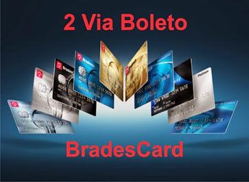 Cartões-BradesCard – 2 Via-Boleto-Passo-a-Passo