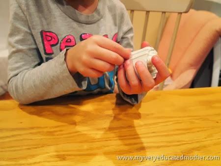NapkinRing#1  #Christmas #crafting #CraftLightning