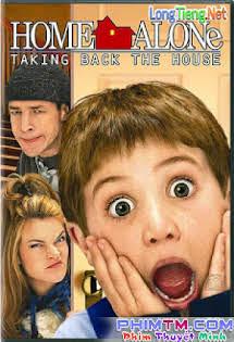 Ở Nhà Một Mình 4 - Home Alone 4 Tập 1080p Full HD