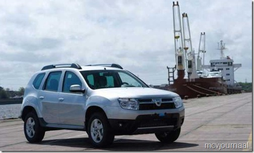 Dacia Duster in GB 04