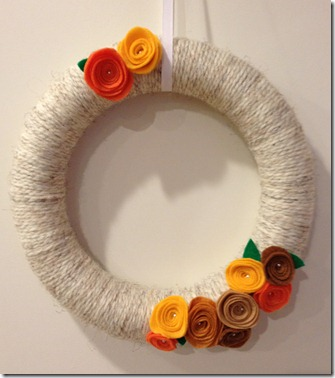 Fall_Yarn_Wreath