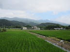 Beautiful countryside Japan...