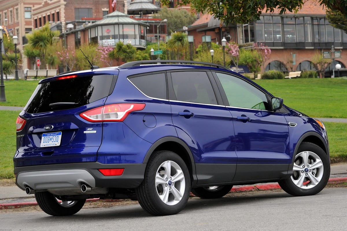 2013 ford escape 8