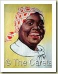 Aunt Jemima dew rag