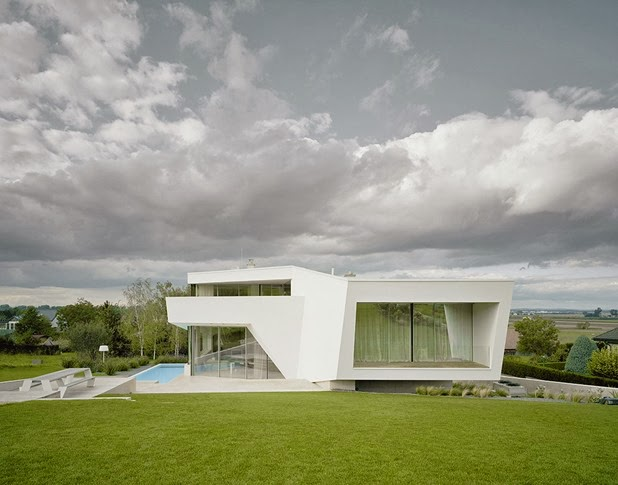 villa freundorf by project A01 architects 3