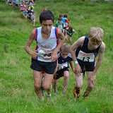 Grasmere 2012 Junior Fell races EW