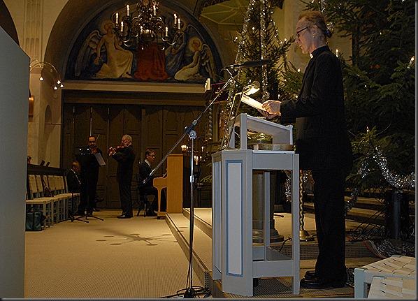kauneimmat joululaulut  Noormarkun kirkko 050
