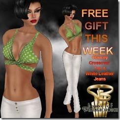 Clancey Free Gift adb