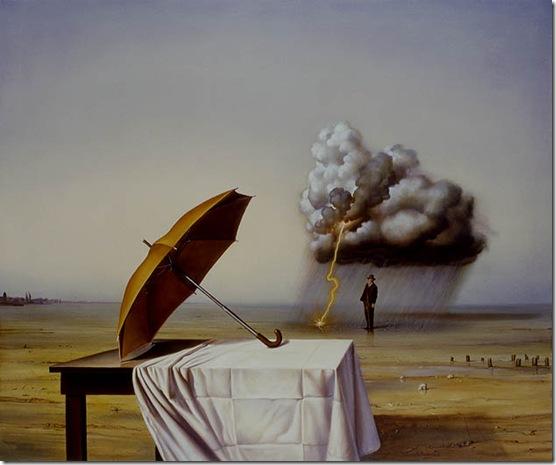 Der vergessene Schirm-Siegfried Zademarck