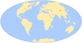 world-map jiayuguan