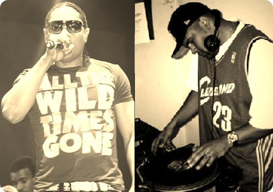 Extremo Signo e DJ Samurai