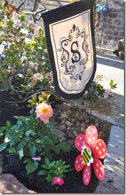 Spring Flower Bed 2