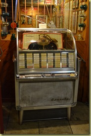 Juke Box at IW