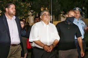 Προφυλακιστέος ο Νίκος Μιχαλολιάκος (Video)