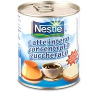 Latte concentr nestlè