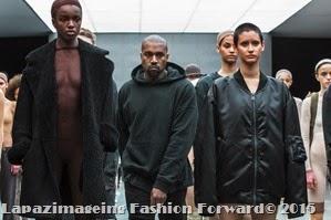 Kanye West aftershow
