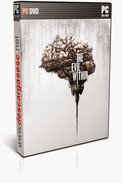 The Evil Within - CorePack-13 GB-pc-cover-box-art-www.descargasesc.net