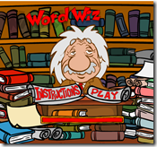Word Wiz - An educational word making game for kid