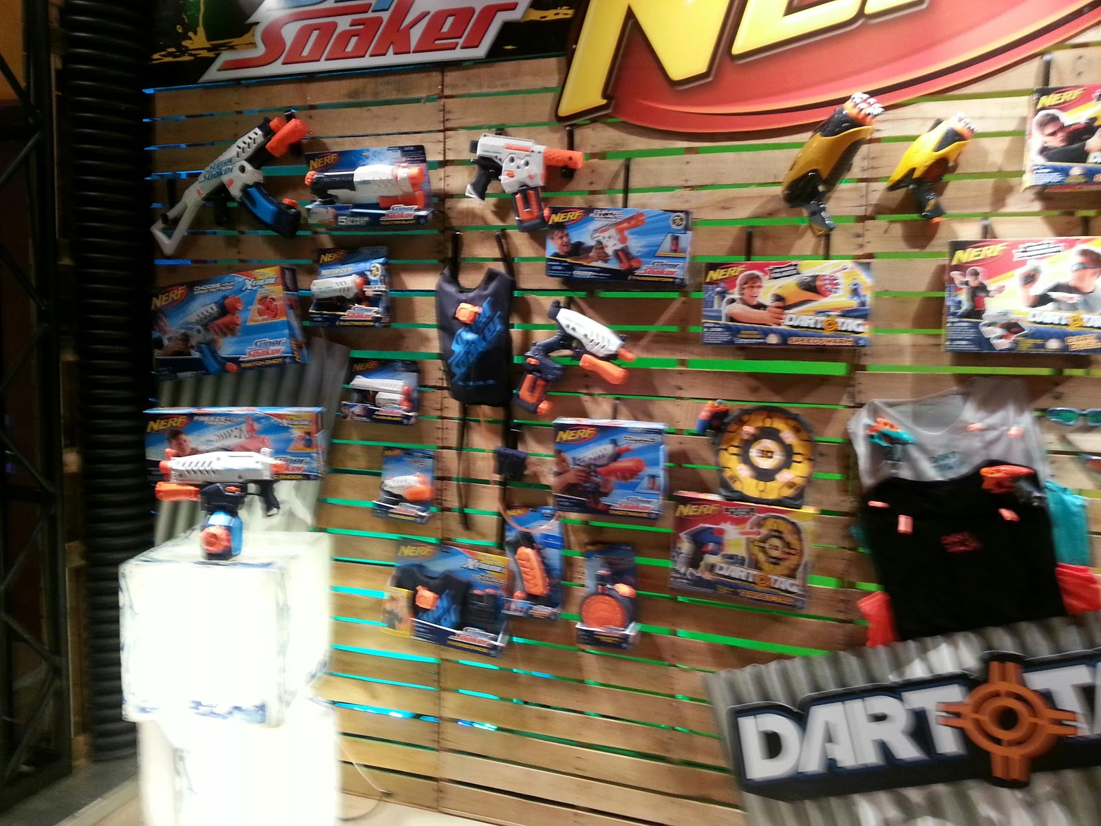 Nerf New York Toy Fair Pics
