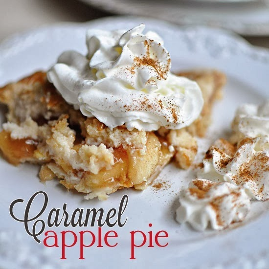 Caramel Apple Pie from Walmart Bakery #shop #cbias