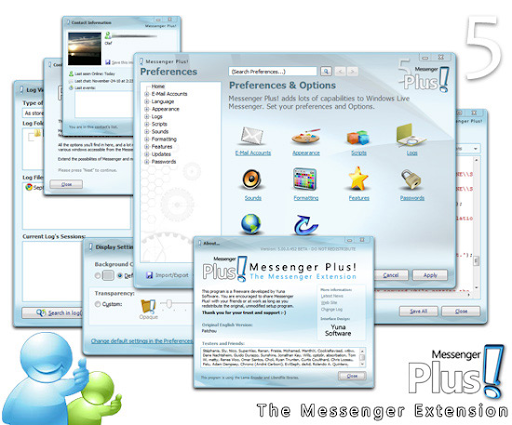 Descargar Messenger Plus gratis