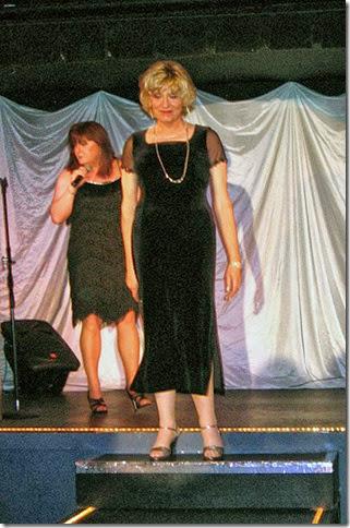 Stana models at Fantasia Fair 2008