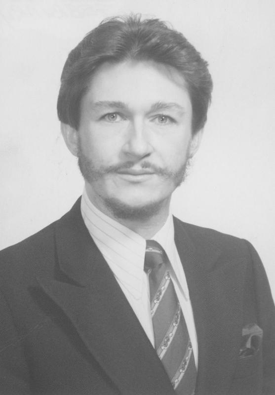 Lynn Edward Harris. February 1983.