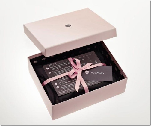GlossyBox -The Big Daddy Of Beauty Boxes