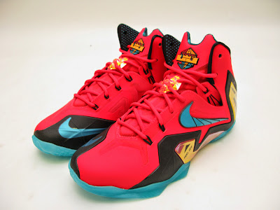 nike lebron 11 ps elite hero 2 05 Release Reminder: Nike LeBron 11 Elite Hero ($275)