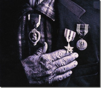 Veterans Day poster 1995 (WWII)