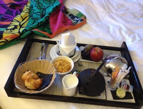 Grand Hotel Roi Rene Breakfast