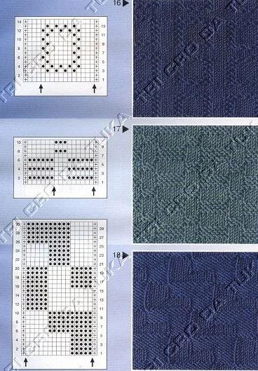 padrão trico 1