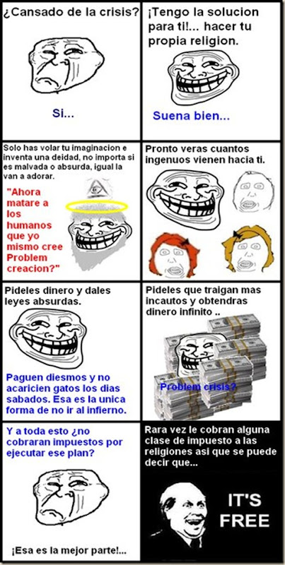 Memes ateismo dios religion (6)