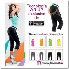 Reserva tu PUSH UP para deporte durante este fin de semana. 8 colores disponibles.