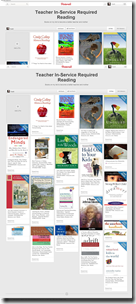 Teacher In-Service Required Reading on Pinterest