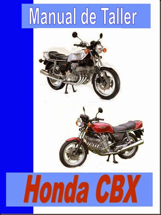 manual taller cbx