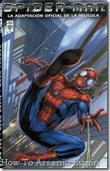 Spiderman - Adaptación oficial de la película