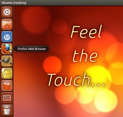 Ubuntu Touch Launcher icons