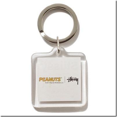 Stussy × Kids Peanuts # 1 Family Keyfob ¥ 998 back