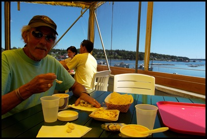 TNC hike, Pretty Marsh picnic, Bernard, Bass Harbor Light 269