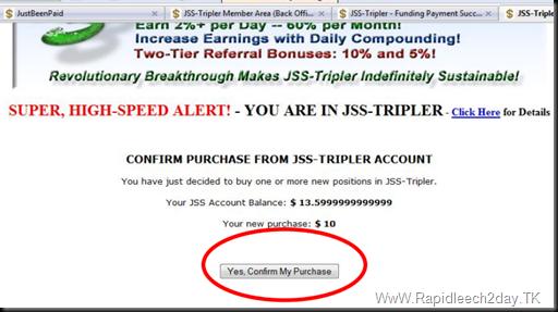 How to/Guide to Buying a JSS-TRIPLER Position – justbeenpaid - JSS-TRIPLER POSITION