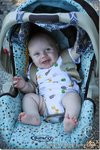 Kyton 4 months - October 01, 2011