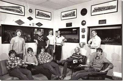 1979-1980 Club Members