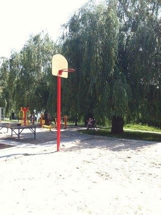 Пляжный баскетбол по-донецки