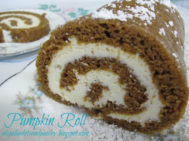 Pumpkin Roll 1