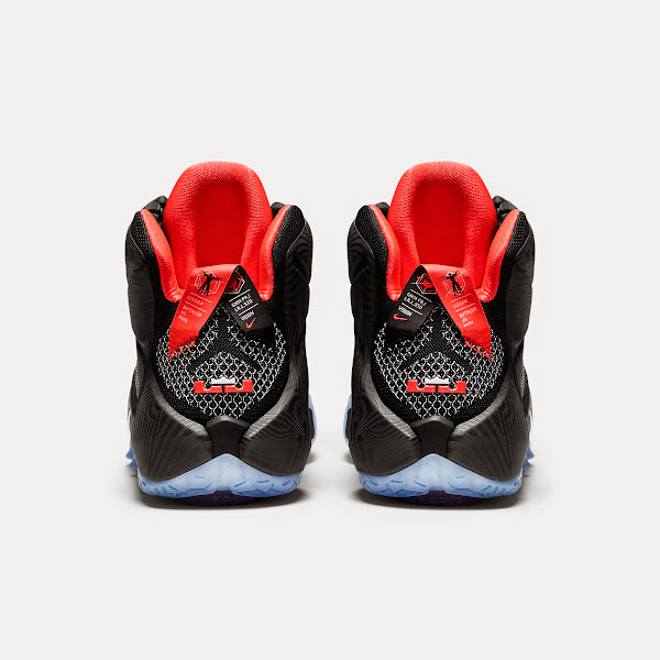 Nike LeBron 12 8220Court Vision8221 Official Pics and Release Info