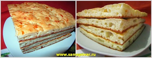 Пловдивская лепешка. www.samapovar.ru
