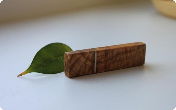 Wood memory stick