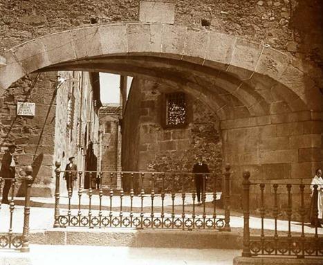 Arco de la Estrella (Frontal)